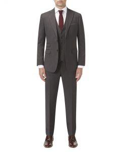 Winston Suit Charcoal