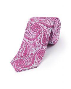 Silk Tie Paisley