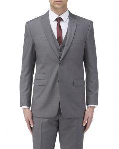 Madrid Suit Jacket Grey