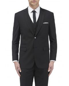 Madrid Black Suit Jacket
