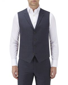McGrath Check Suit Waistcoat