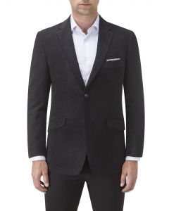 Sherwood Black Tailored Fit Jacket