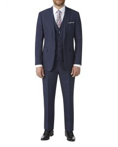 Harcourt Tailored Suit Navy