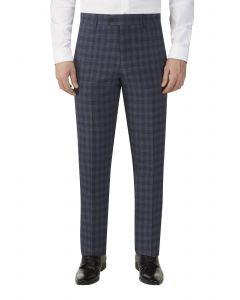 Barletta Check Suit Trouser