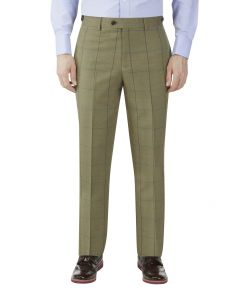 Goodwood Check Suit Tailored Trouser