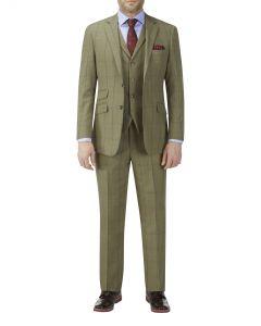 Goodwood Suit Lovat Check