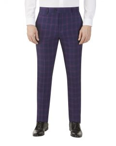 Guthrie Check Suit Trouser