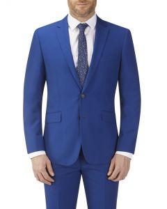 Silas Suit Jacket Blue
