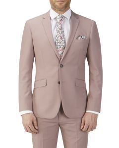 Silas Suit Jacket Pink