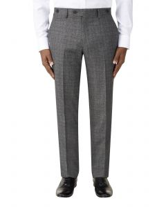 Kolding Classic Suit Trouser Charcoal Check