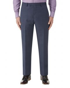 Sonderborg Suit Trouser Navy Multi Check