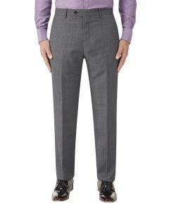 Wentwood Suit Trouser Charcoal Check