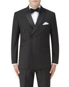 Sinatra Dinner Suit Jacket Black