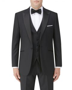 Barney Dinner Suit Jacket Black