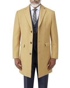 Baker Overcoat Toffee