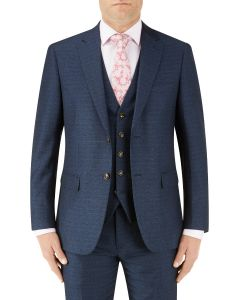 Santini Suit Jacket Navy
