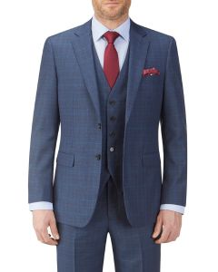 Sheldon Check Suit Jacket
