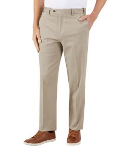 Antibes Tailored Chino Ecru