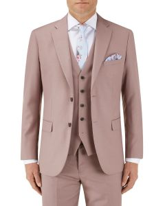 Sultano Suit Tailored Jacket Mink