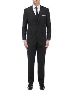 Madrid Suit Black
