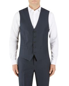 Ferry Suit Waistcoat Navy