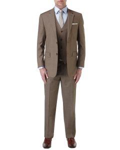 Palmer Suit Light Brown