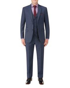 Sonderborg Suit Navy Check