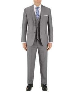 Harcourt Tailored Suit Silver