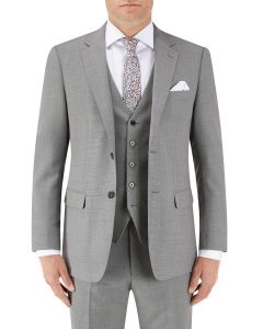 Crown Suit Jacket Grey