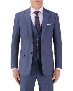 Crown Suit Jacket Blue
