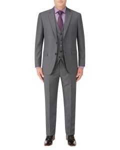 Wentwood Suit Charcoal Check