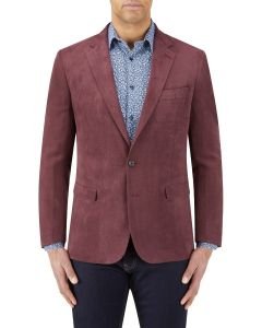 Lisbon Soft Touch Jacket Grape
