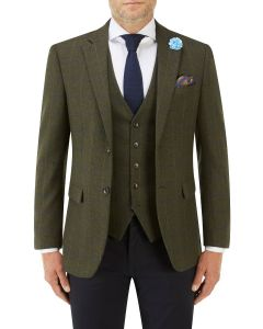 Hornby Jacket Green Check