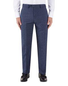Pietro Suit Tailored Trouser Blue