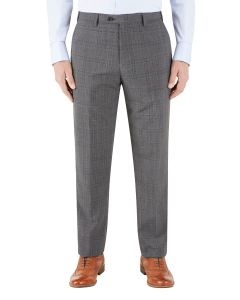 Caravaggio Suit Trouser Grey Check
