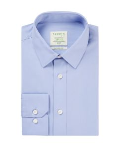 Lyfcycle Tailored Formal Shirt Blue