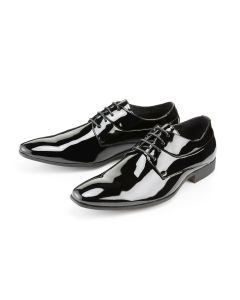 Black Patent Dress Shoe