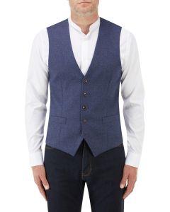 Chadwick Waistcoat Blue