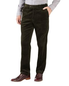 Roland Corduroy Trousers Olive