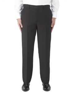 Brooklyn Trouser Black