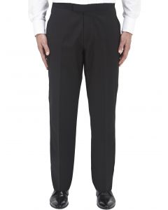 Harewood Flat Front Tailored Trousers