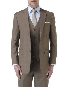 Palmer Suit Jacket Light Brown