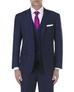 Joss Suit Jacket Royal Blue