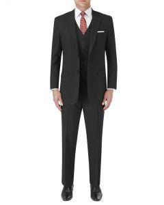 Darwin Classic Suit Black Stripe