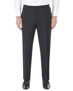 Darwin Suit Trouser Navy Stripe