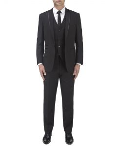 Ronson Dinner Suit Black