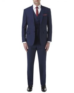 Kennedy Suit Royal Blue