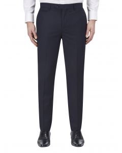 Madrid Slim Fit Trousers Navy