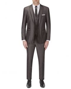 Ronson Dinner Suit Charcoal