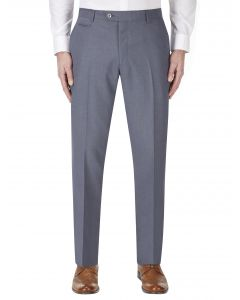 Sharpe Suit Tailored Trouser Ice Blue